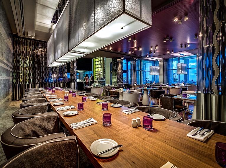West Side Restaurant - Royal Beach Tel Aviv