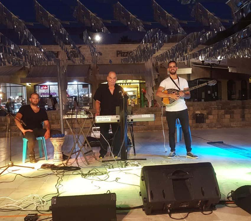 Greek Celebration in Eilat